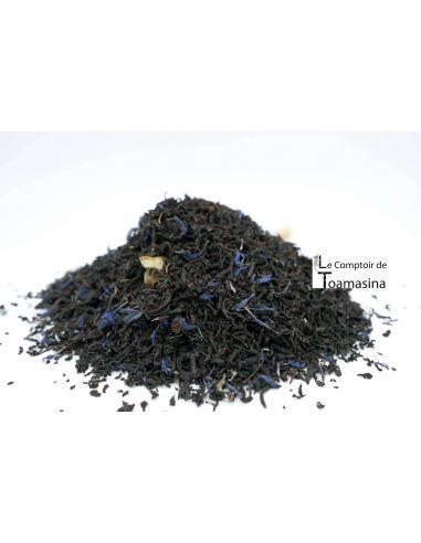 Thé noir Agrume, thé noir paulista, 4 agrumes
