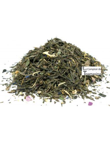 Chá Verde da Aurora (Bergamota -...
