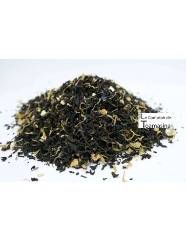 Black Tea taste Imperial Russian