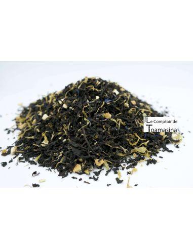 Thé noir aromatisé - Goût Russe impérial
