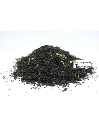 Black Tea Gourmandise (Cherry and...