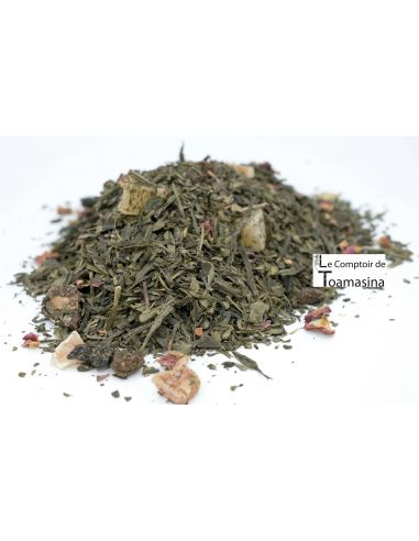 Green Tea Lovers (Cherry, Raspberry,...