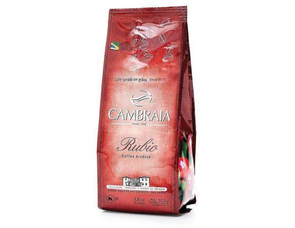 Café Rubio du Minas Gerais en grains. Un café rare avec un goût de Chocolat. Brésil