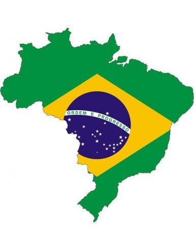 Coffret de Thés parfumés Voyage au Brésil
