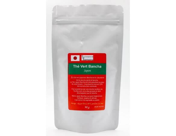Acheter du thé vert japonnais