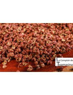 Pimenta de Sichuan - China