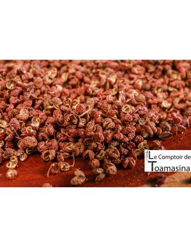Sichuan Pepper - China