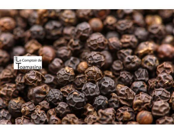 Poivre Noir de Madagascar Entier 1 Kilo