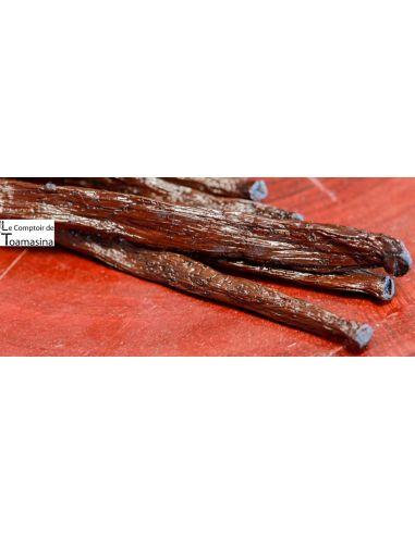 250g Gousses de Vanille Bourbon de Madagascar