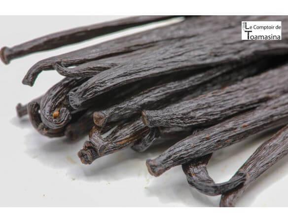 2 Gousses de Vanille de Papouasie Nouvelle Guinée - vanille rare
