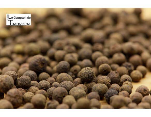 Poivre Piment de la Jamaïque en Moulin