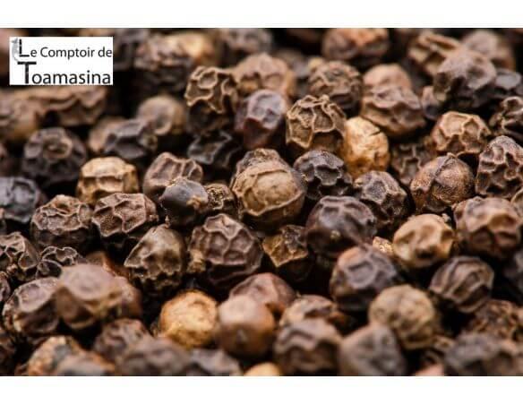 Poivre Noir du Sri Lanka au meilleur prix au kilo