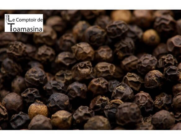 Poivre noir du Sri Lanka bio - Achat, utilisation au meilleur prix