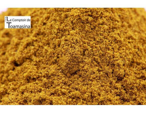 Curry Madras - Comptoir de Toamasina
