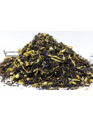Black Tea taste Imperial Russian