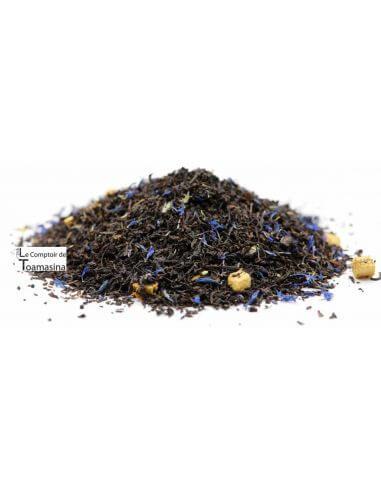 Paulista Black Tea (4 citrus fruits)