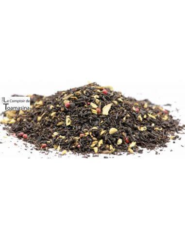 Chá Preto dos Aventureiros...