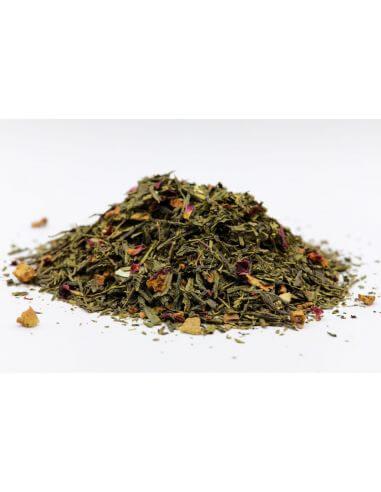 Chá Verde De Natal