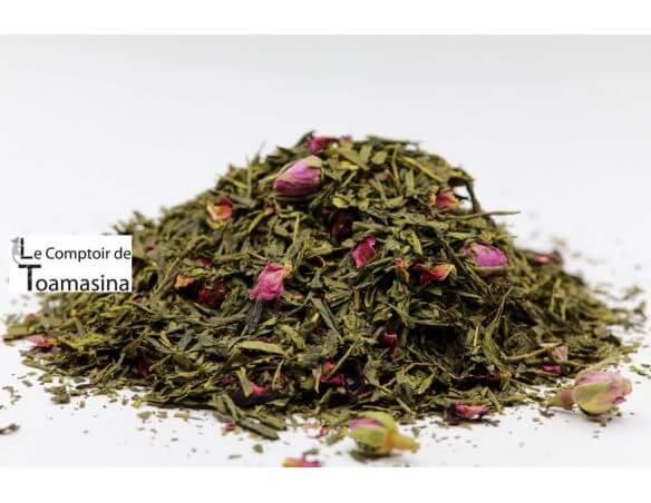 Achat et vente de thé vert de noel