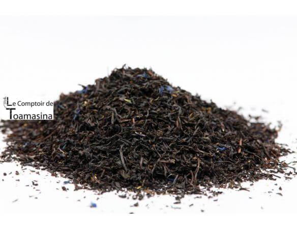 Thé Noir Parfumé à la bergamote