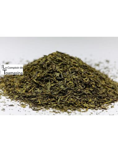 Green Tea of Calabria  (Earl Gray -...