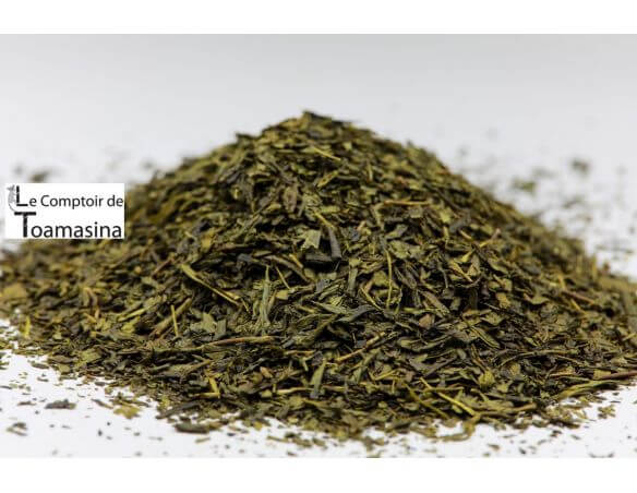 Thé Vert de Calabre (Earl Grey - Bergamote)