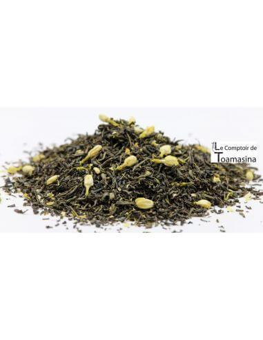 Chá Verde Boêmio (Jasmim)
