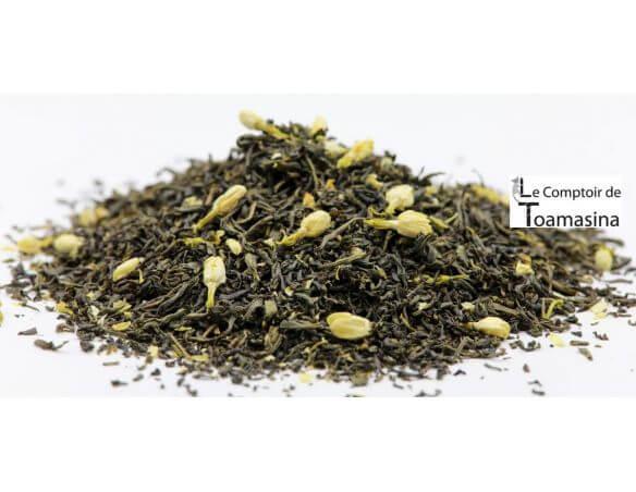 Thé Vert Bohême - Thé vert jasmin en vrac de qualité