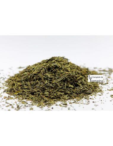 Thé Vert Fraise, pamplemousse et vanille