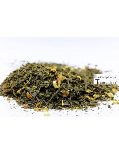 Chá Verde Carioca (Laranja Carioca)