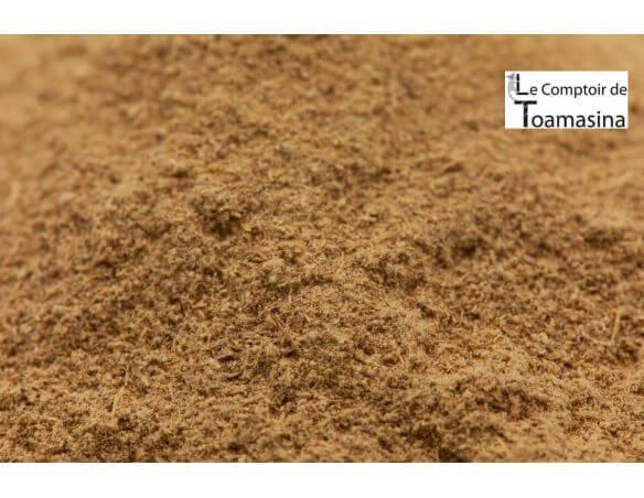 Galanga Racine Poudre - Acheter l'épices Galanga en poudre de qualité et au meilleur prix