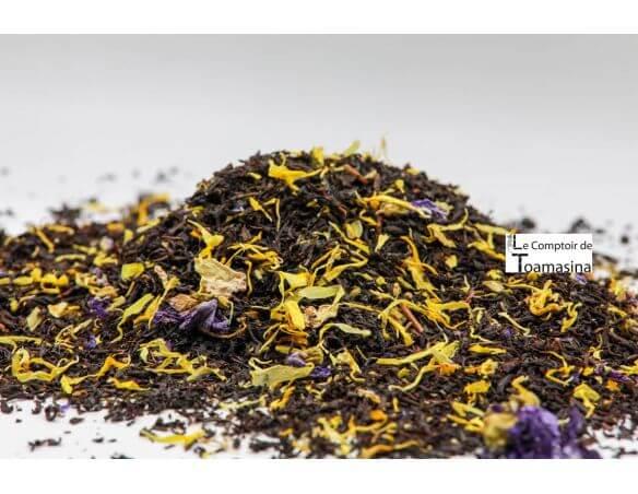 Acheter du thé noir parfumé en vrac au meilleur prix