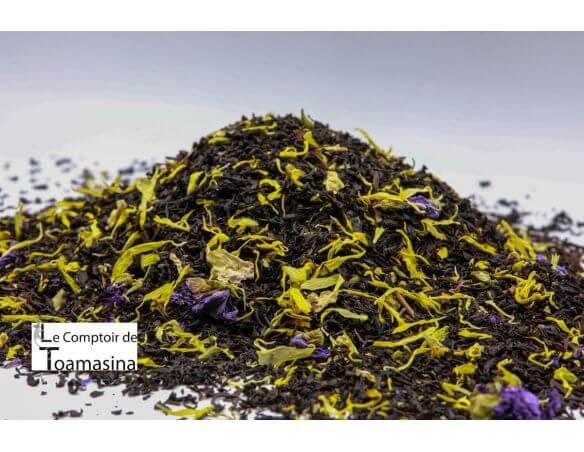 le plus beau mélange de thé
