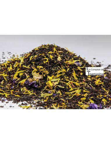 Thé Noir Soleil du Brésil (Passion - Mangue)