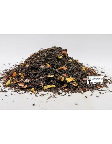 Thé Noir de Bahia (Orange - Chocolat)