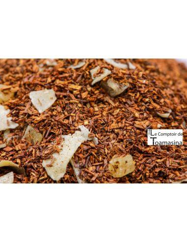 Acheter du Rooibos Parfumé - Infusion rooibos, ananas et coco