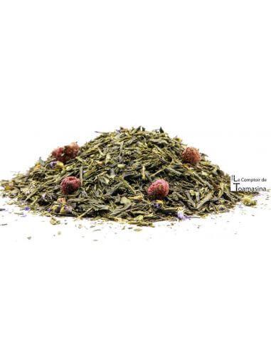Chá Verde de Delícias (Violeta e...