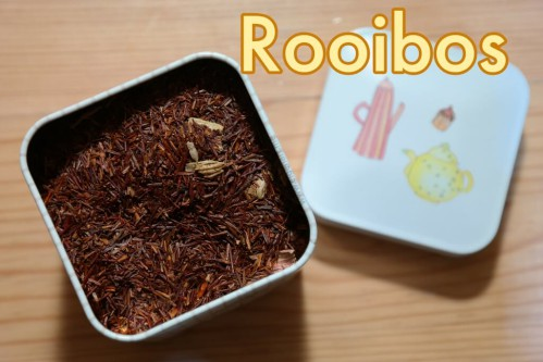 Super Grade Rooibos and Brazilian Scented Rooibos