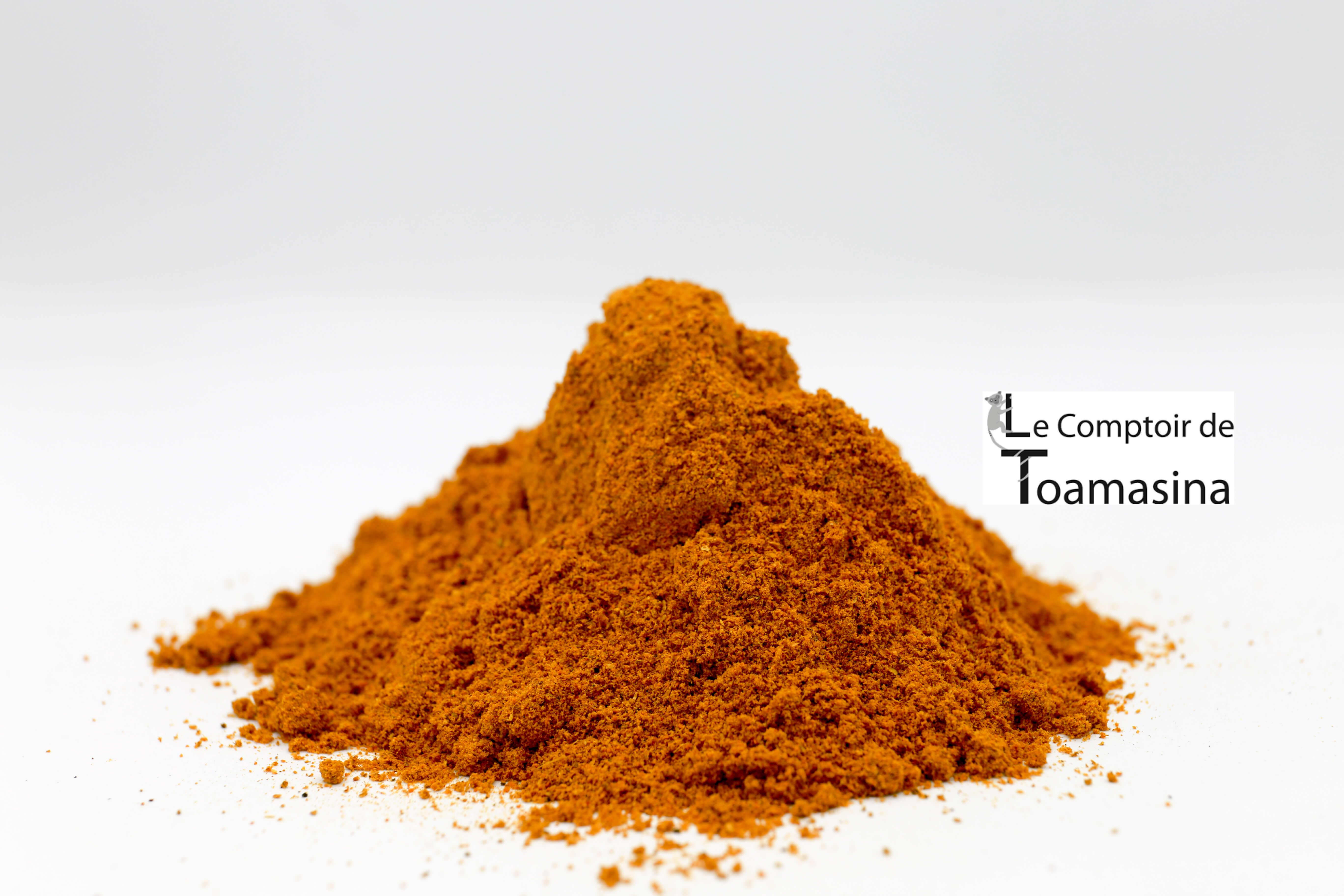 Achat et Vente de Curry Doux