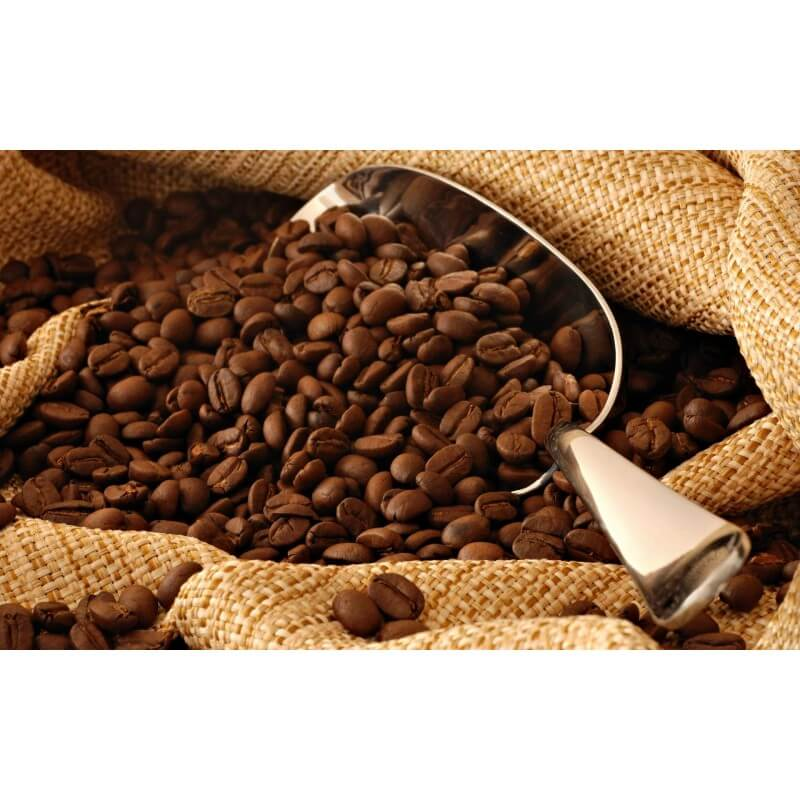 natural aroma of coffee