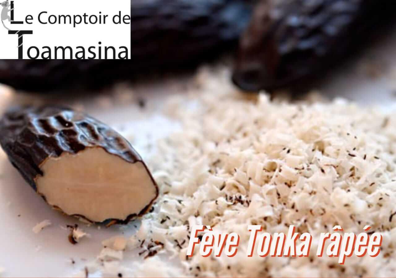 Feves-tonka-du-brésil