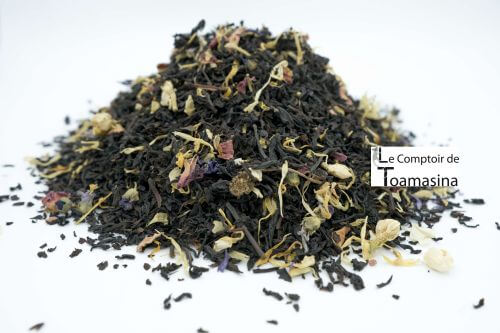 Brazilian Black Sun Tea - Counter of the best teas