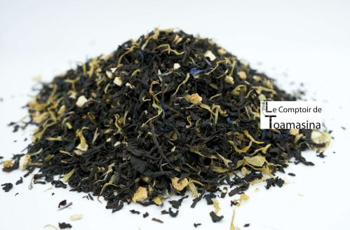 4 Citrus Black Tea