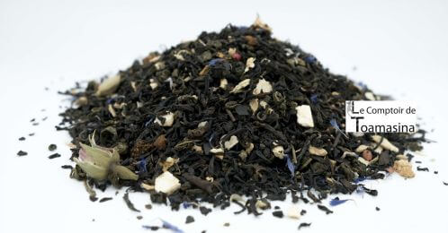 Carioca Black Tea - Perfumed Black Tea Ginger Mango Orange