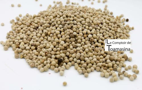 Purchase and Sale of White Malabar Pepper in Grain