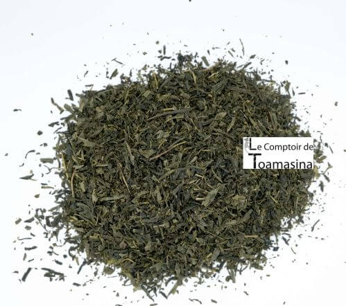 Buy bergamot green tea