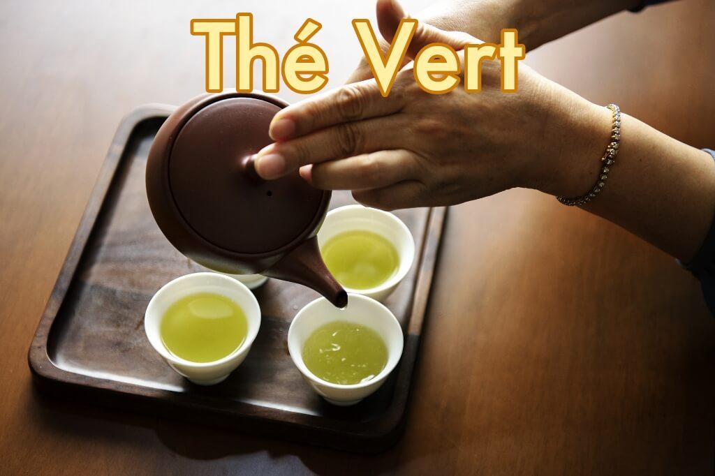 Acheter du Thé Vert