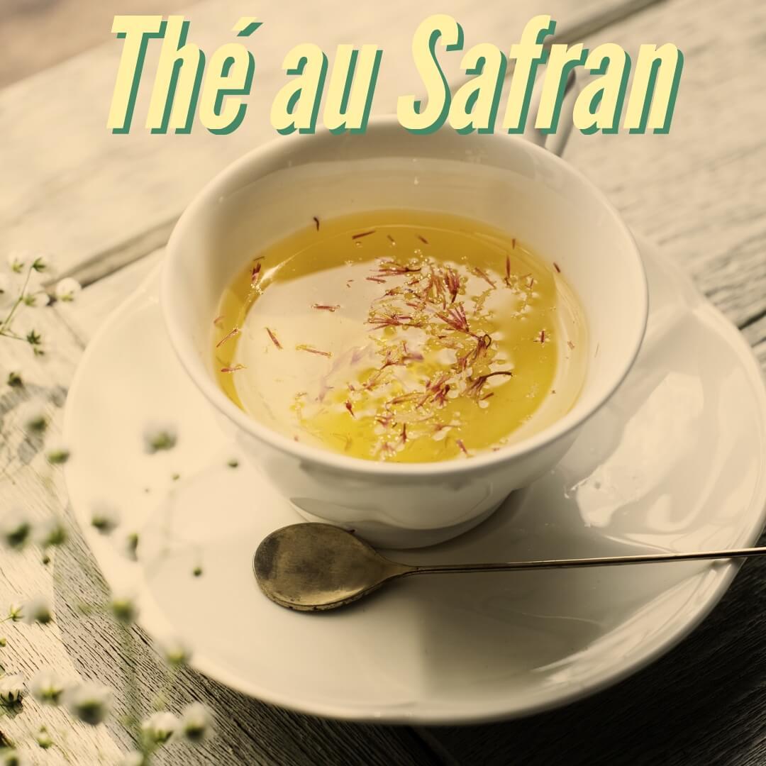 Le Thé au Safran