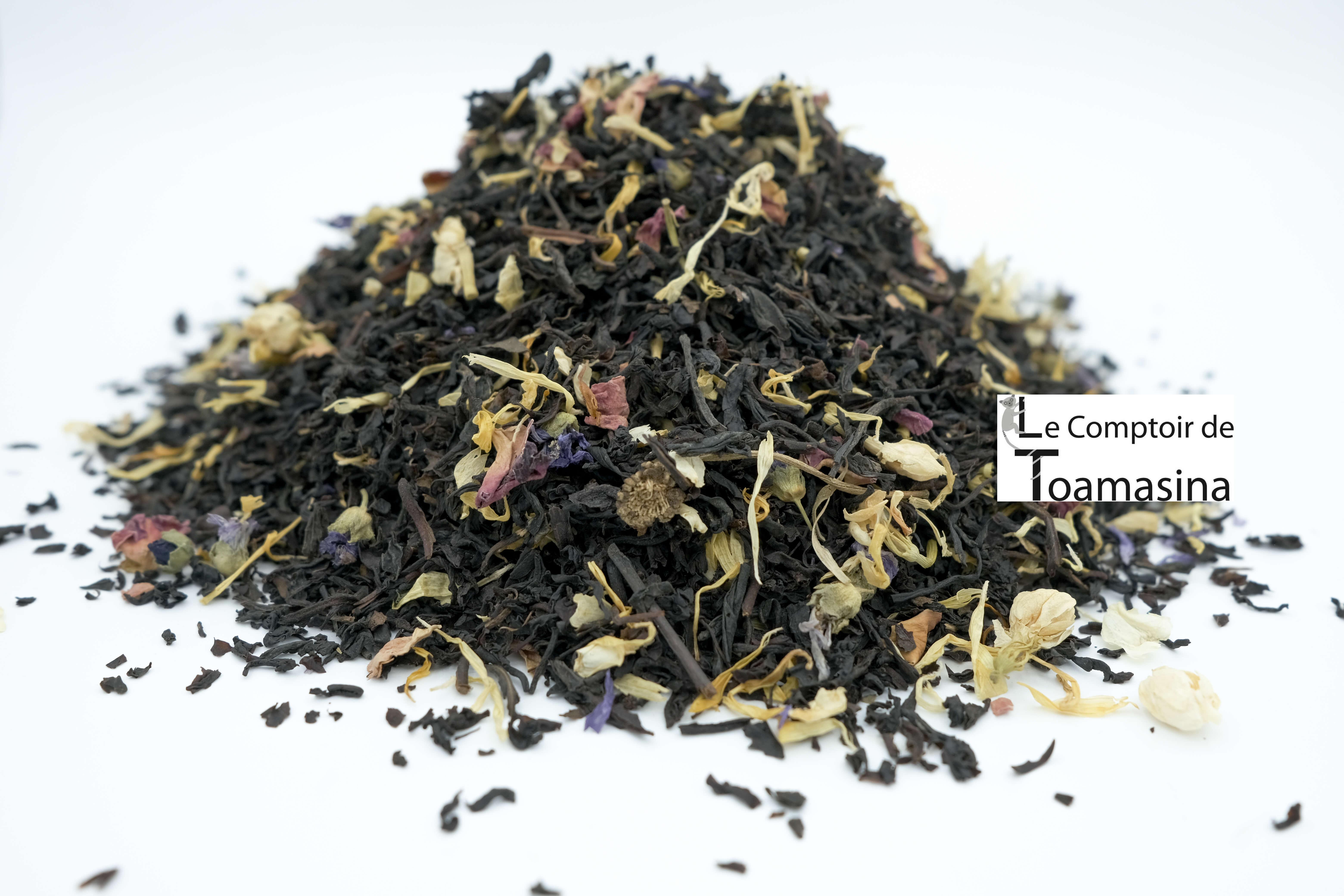 Meilleure boutique de Thé en Ligne, Thé aux parfum du Brésil