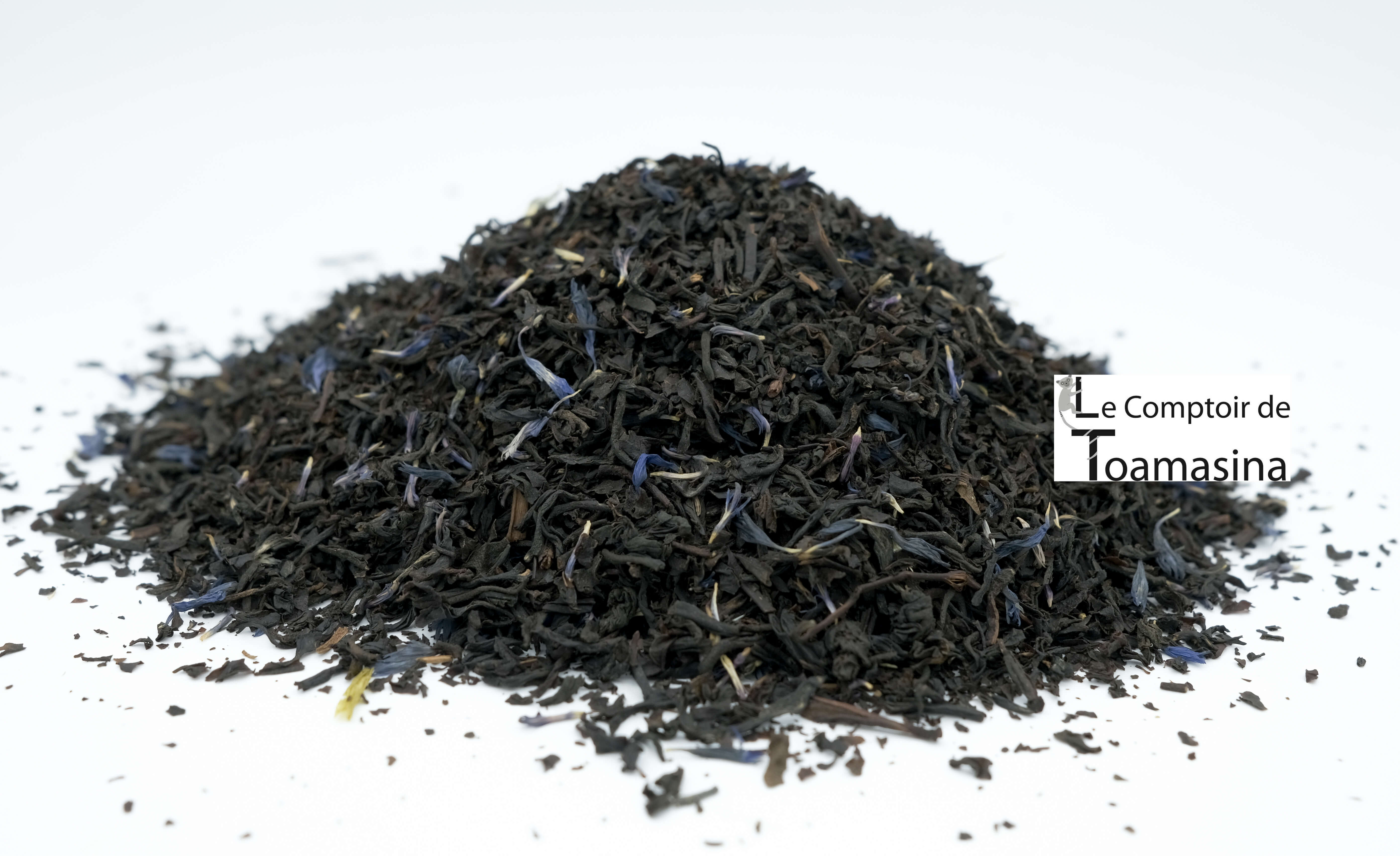Thé Noir Earl Grey à la Bergamote, Thé Noir Bergamote